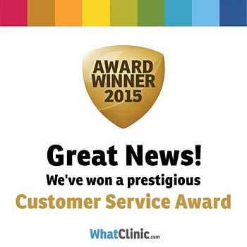 Dental Customer Service Award